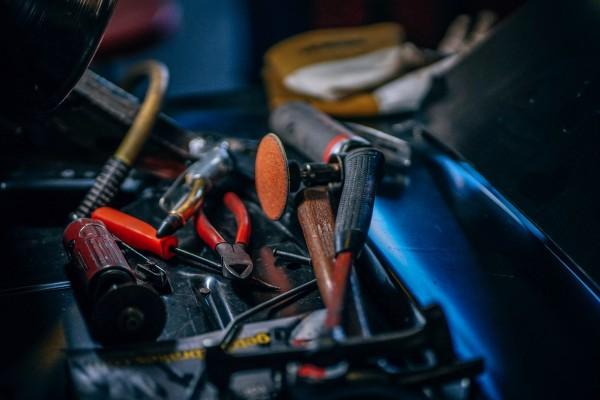 Orde in je gereedschapskoffer