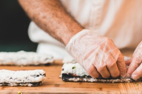 4 don'ts tijdens het eten van sushi